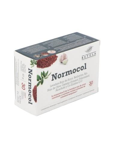 Normocol BETULA 30 tabletas
