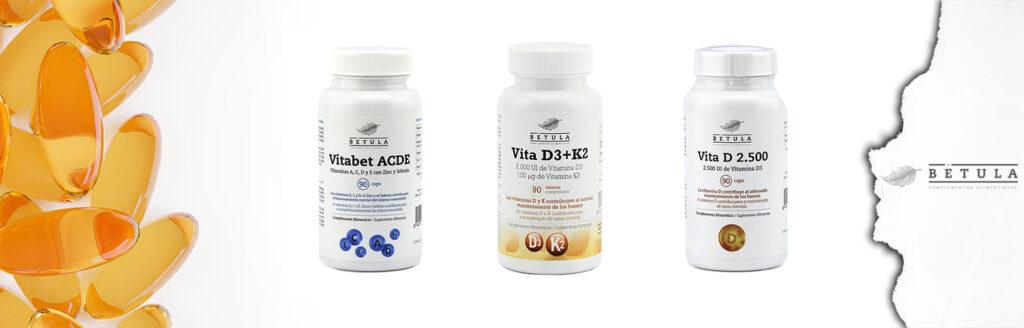 Vitamina D: Fortalece el sistema inmunológico y combate el envejecimiento