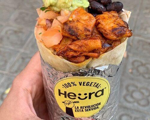 Carne vegetal de Heura: más sana, más sostenible e igual de sabrosa